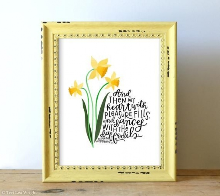Famous Famous Poem About Daffodils Image452