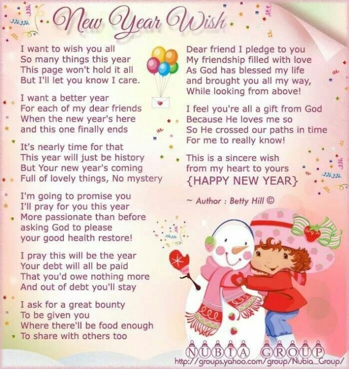 Famous New Year Poem By Parijat Photo341