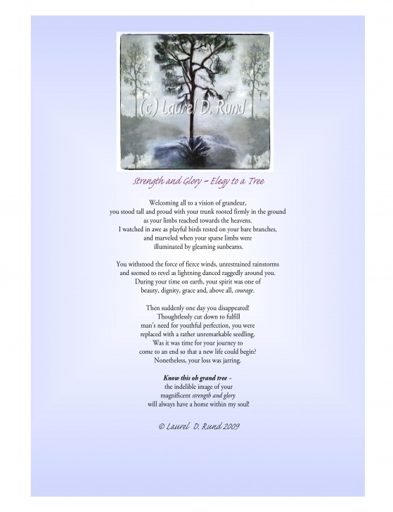 Famous Oak Tree Poems Strong Photo271