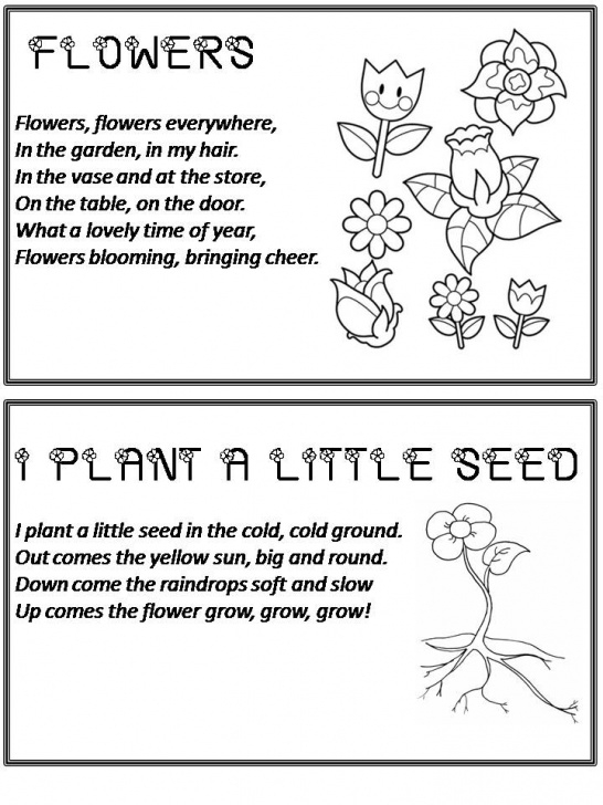 Famous Poems About Plants And Flowers Pics969