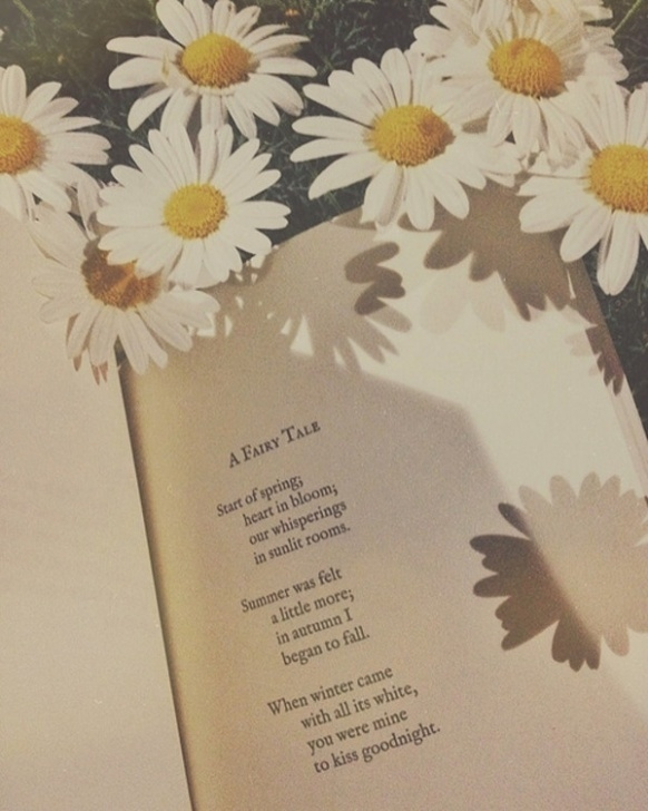 Famous Poetry And Flowers Photo256