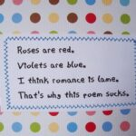 Famous Romantic Roses Are Red Poems Photo725