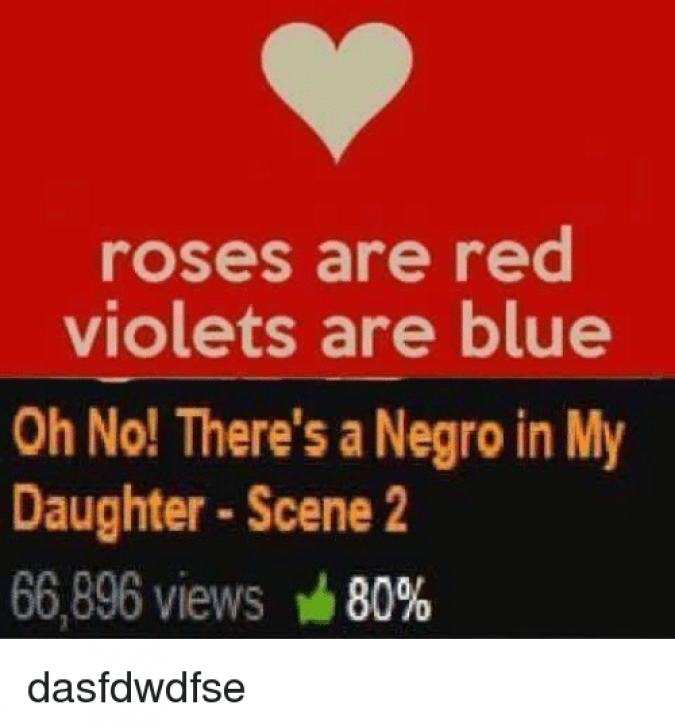 Famous Roses Are Red Violets Are Blue Nice Pic699