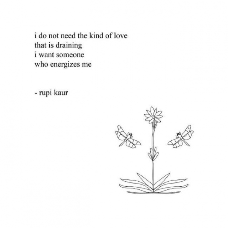 Famous Rupi Kaur Poems The Sun And Her Flowers Photo817