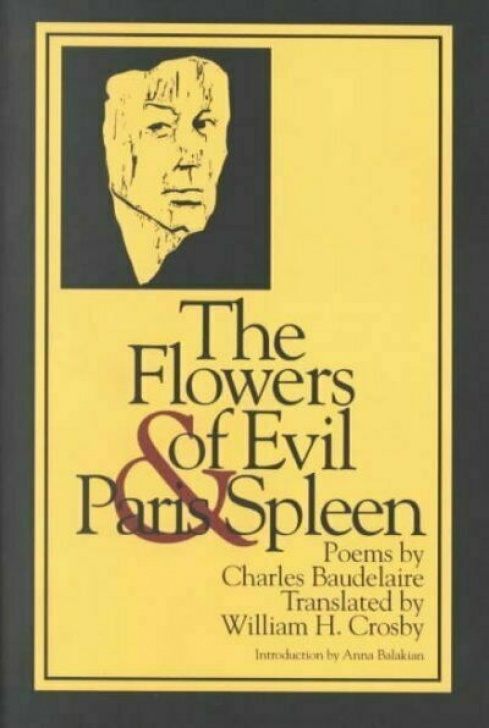 Fantastic Baudelaire The Flowers Of Evil Pic563
