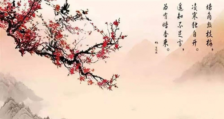 Fantastic Chinese Poems About Flowers Picture148