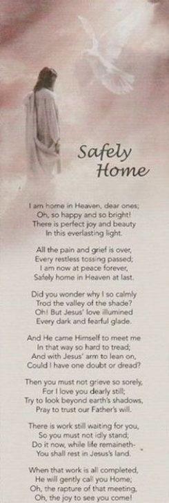 Fantastic Funeral Poems For Dad About Gardening Image070