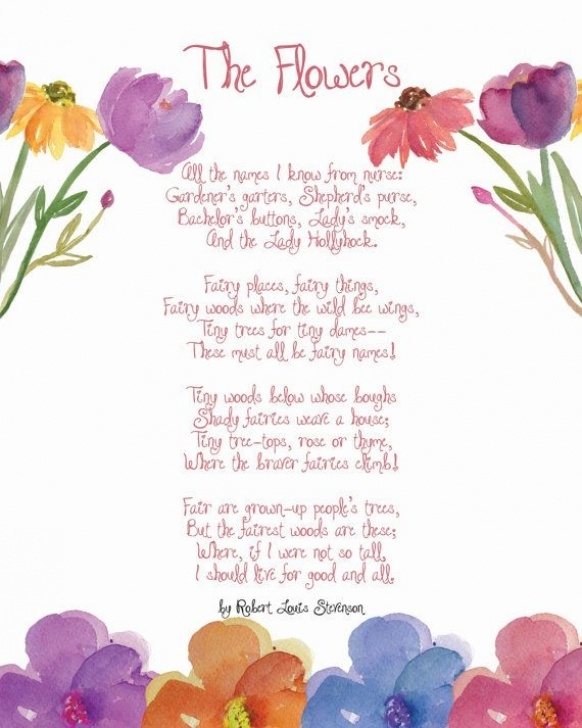 Fantastic Poems About Bees And Flowers Image621