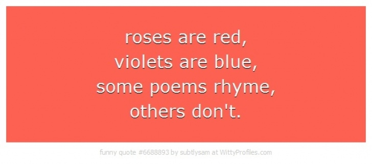 Fantastic Rose Are Red Violets Are Blue Romantic Picture496
