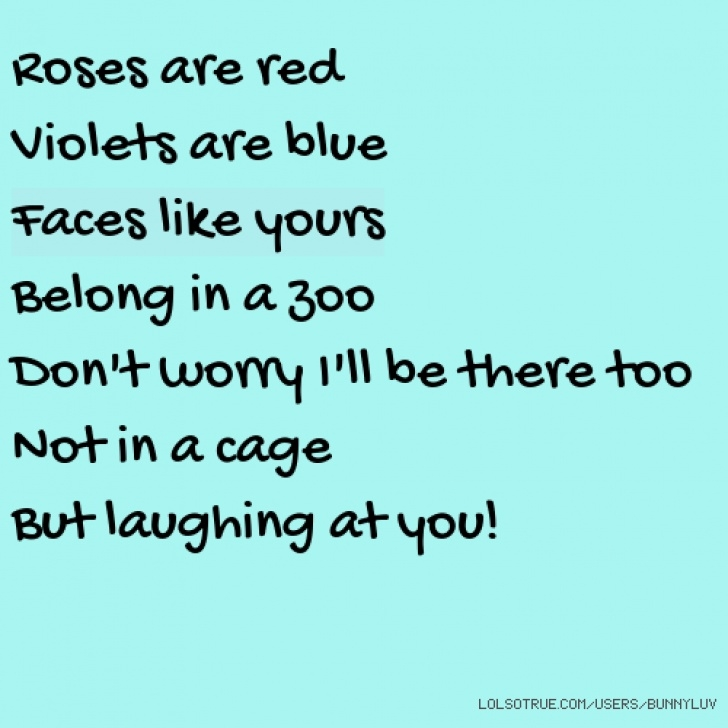 Fantastic Roses Are Red Violets Are Blue Mean Pics365