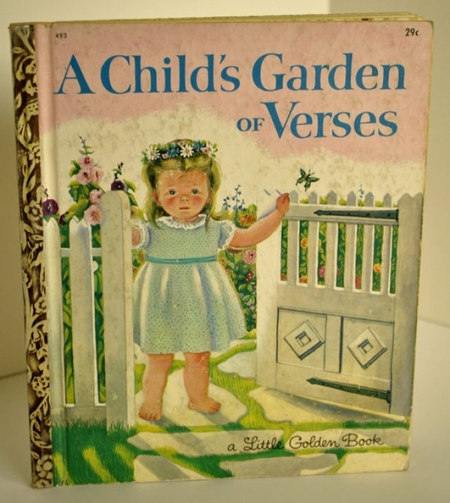 Gorgeous A Child'S Garden Of Verses Poem Photo621