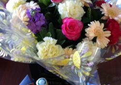 Gorgeous He Gave Me Flowers Today Picture888