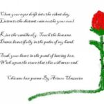 Gorgeous Love Is Like A Flower Poem Pics119