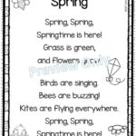 Gorgeous Poems About Flowers For Kindergarten Pics256