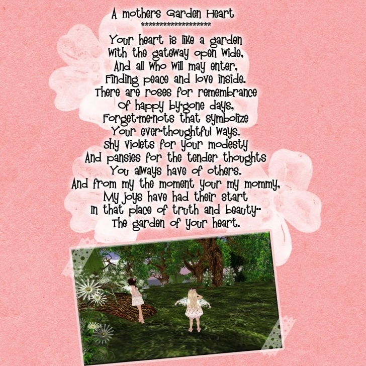 Gorgeous Poems About Gardens And Friendship Pics985