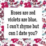 Gorgeous Roses Are Red Poem For Boyfriend Image778