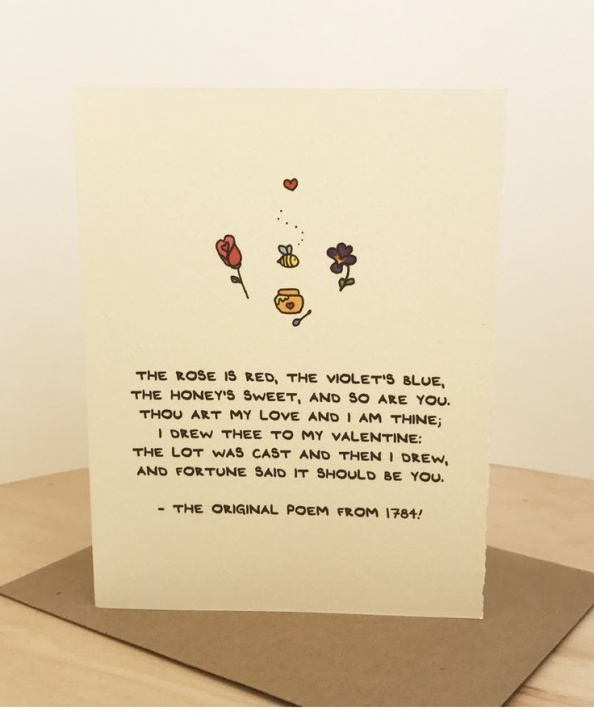 Gorgeous Roses Are Red Violets Are Blue Wedding Poems Pic070