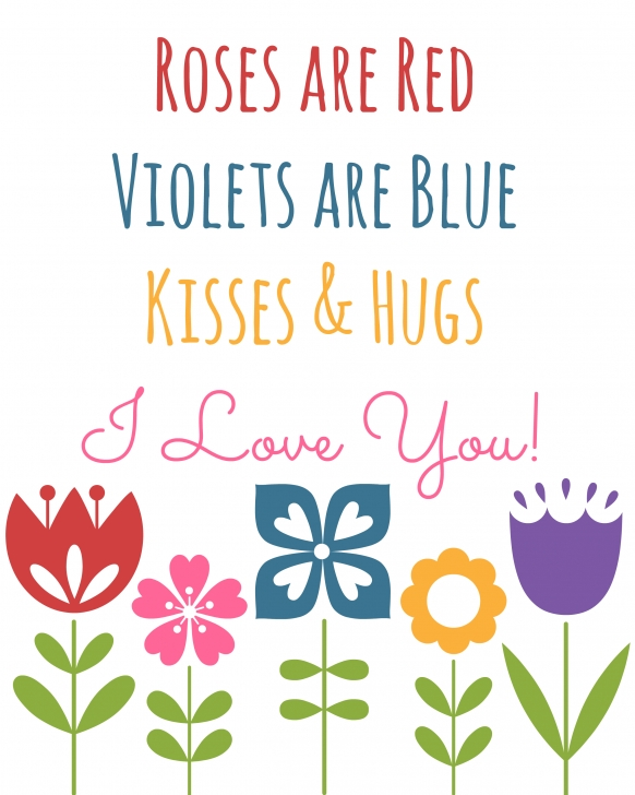 Gorgeous Rude Roses Are Red Poems Image031