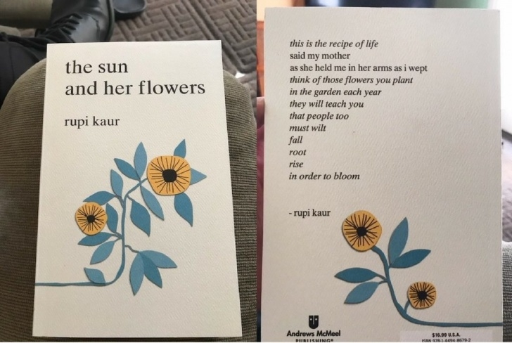 Gorgeous Rupi Kaur Poems The Sun And Her Flowers Image061