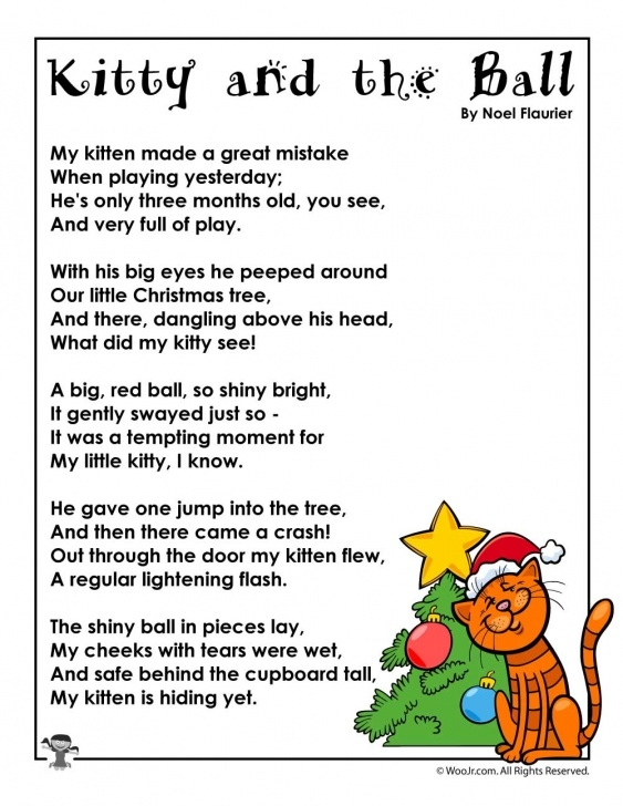 Gorgeous Trees Poem For Kids Photo972