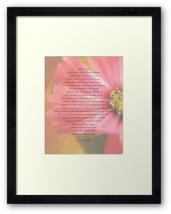 Gorgeous White Flower Poem Picture832