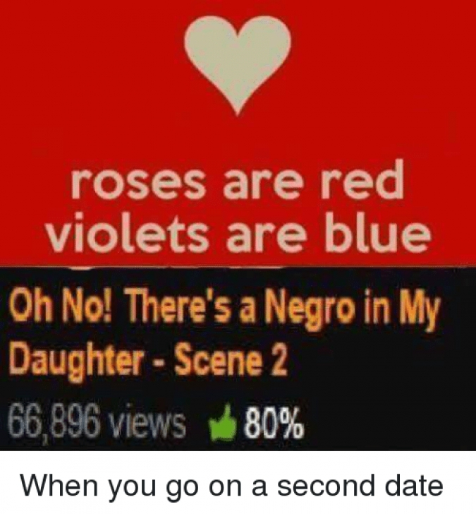 Great Good Roses Are Red Violets Are Blue Photo391