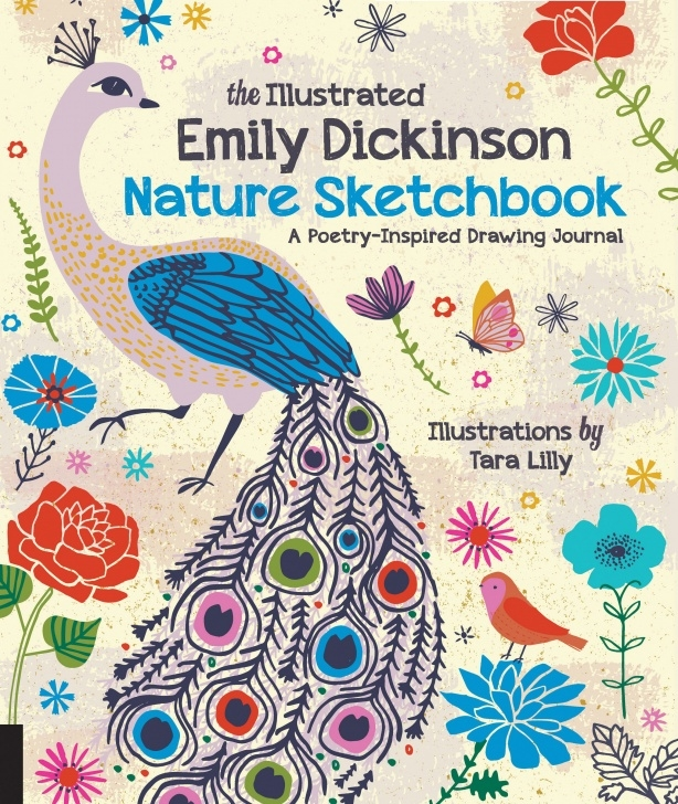Great Poem By Emily Dickinson About A Bird In Her Garden Photo672