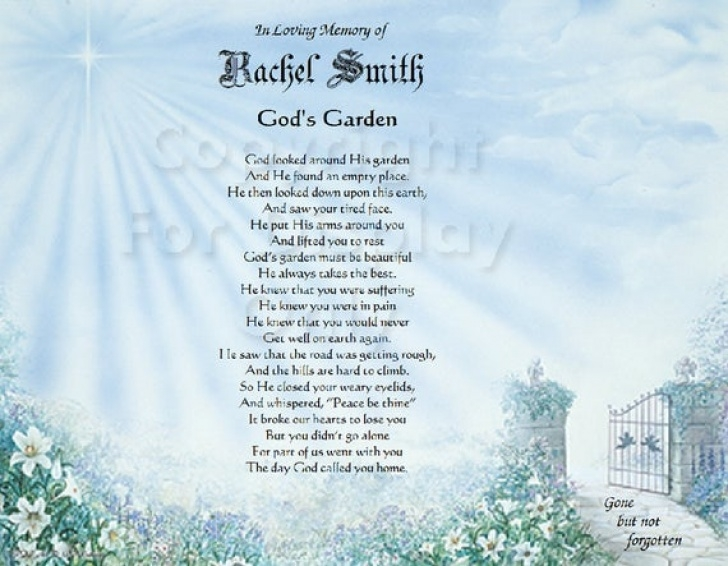 Great Poems About Gardens And God Picture024