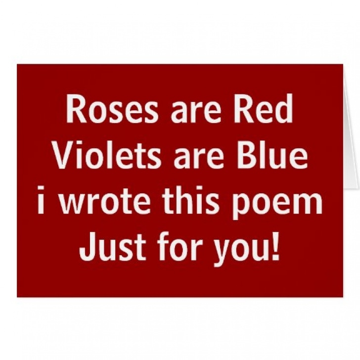 Great Roses Are Red Violets Are Blue I Love You Poems Pics493