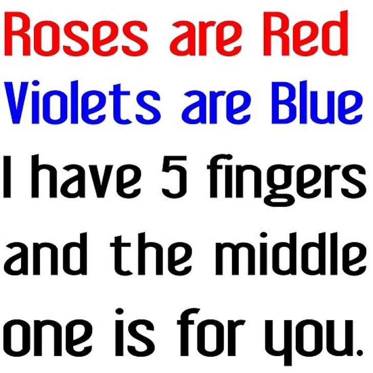 Great Roses Are Red Violets Are Blue Nice Photo615