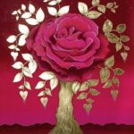 Great Rumi Rose Garden Poem Image938