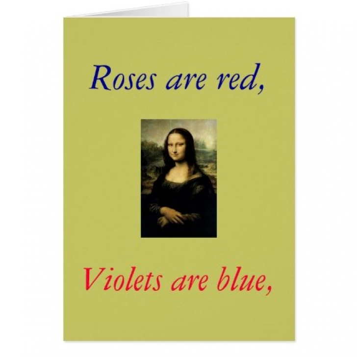 Great The Rose Is Red The Violet Is Blue Image988
