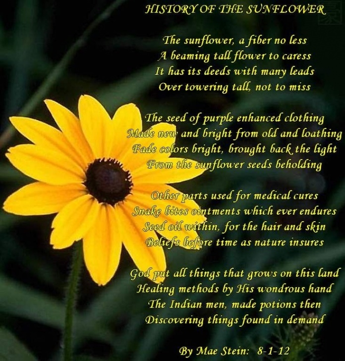 Greatest Famous Poems About Flowers Image237
