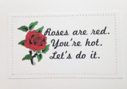 Greatest Funny Valentines Poems Roses Are Red Image844
