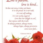 Greatest Love Is Like A Rose Poem Pics797