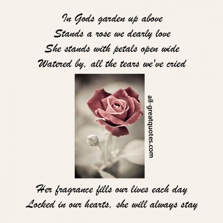 Greatest Roses Are Dead Poem Image774