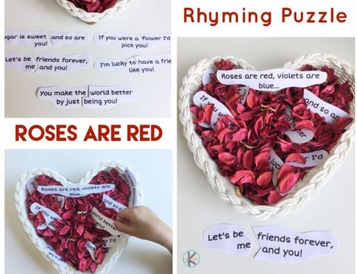 Greatest Roses Are Red Violets Are Blue Examples Picture156
