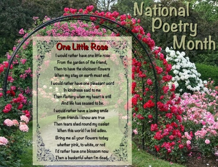 Inspirational 5 Little Flowers Poem Pics057