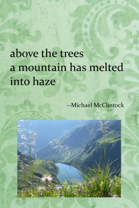 Inspirational Poem About Trees And Nature Image565