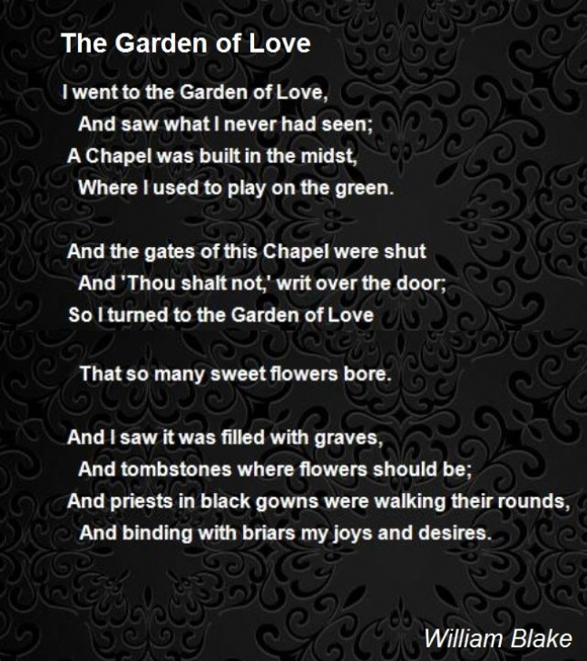 Inspirational Poem On Gardener Photo739