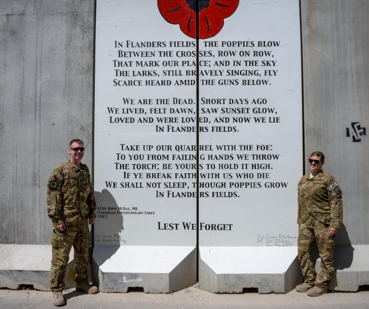 Inspirational Poppies In Flanders Field Poem Image053