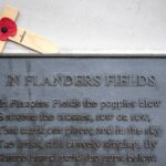 Inspirational Poppies In October Poem Pic341