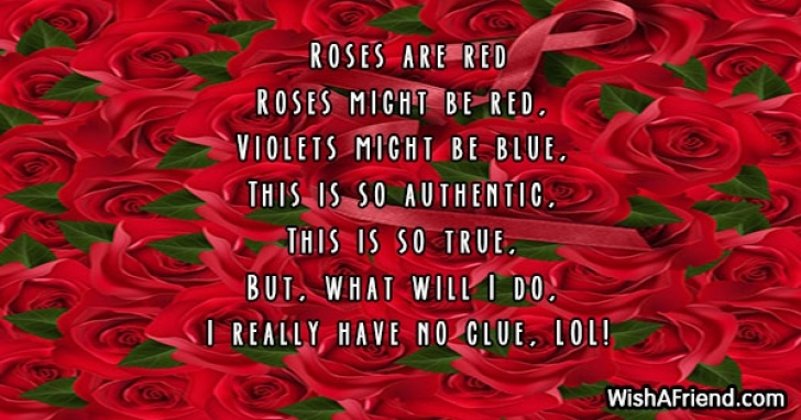 Inspirational Roses Are Red Violets Are Blue Broken Heart Poems Pics257