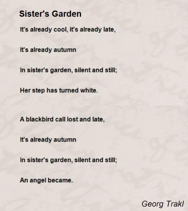 Inspirational There Is A Garden Poem Image486