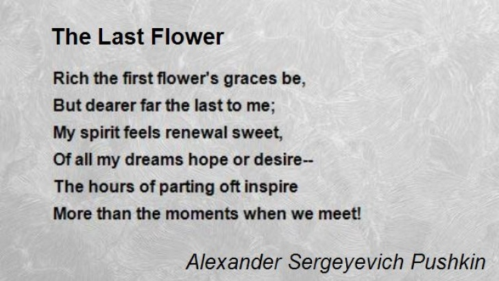Inspiring If I Were A Flower Poem Pics482