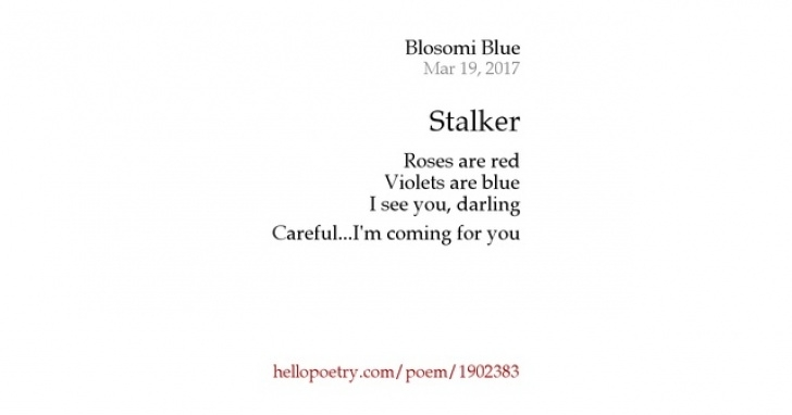 Inspiring Roses Are Red Violets Are Blue Dark Poems Image751