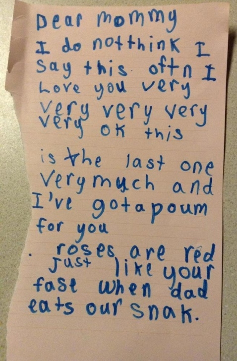 Inspiring Roses Are Red Violets Are Blue Kid Poems Picture768
