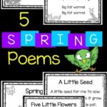 Marvelous 5 Little Flowers Poem Pics848