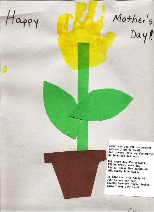 Marvelous Mothers Day Flower Poem Picture413