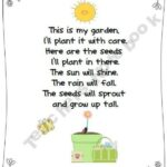 Marvelous One Little Flower Poem Image281